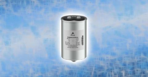 B2568 Series of Robust Power Capacitors for DC Link