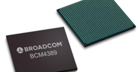 BCM4389- Wi-Fi 6E and Bluetooth 5 Combo Chipset