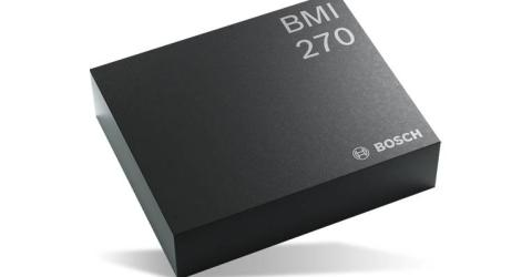 Ultra-Low-Power Bosch BMI270 Smart IMU for Wearables