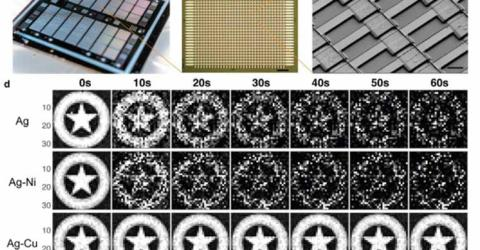 Neuromorphic 'Brain On A Chip' Device