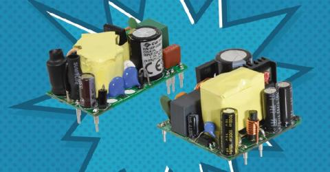 CUI's AC-DC Power Supply Boards