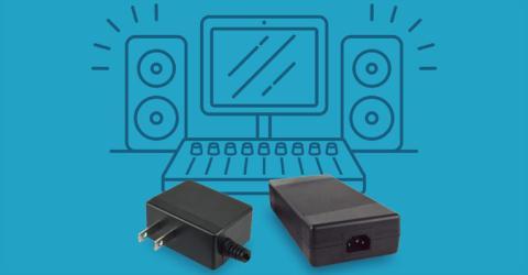 CUI Upgrades External Power Supply Line to Meet New IEC 62368-1 Standard
