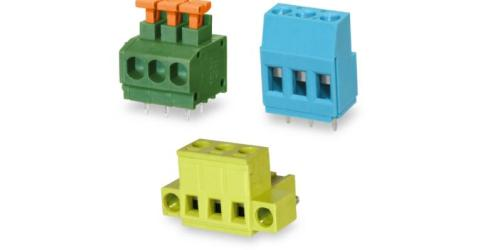 CUI Introduces Terminal Block Connectors to Interconnect Portfolio