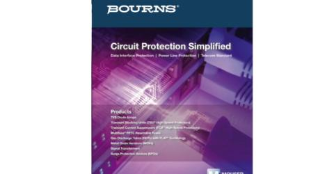 New eBook from Mouser and Bourns Delves 