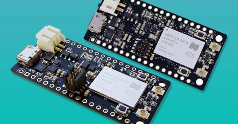 Conexio Stratus IoT Development Kit