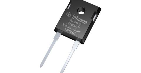 1200V Schottky diode increases efficiency for EV DC charging and other industrial applications