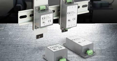 DTE06 and DTE10 Series DC-DC converters from XP Power