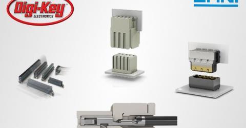 Digi-Key Electronics Announced Global Distribution Partnership with ERNI Electronics