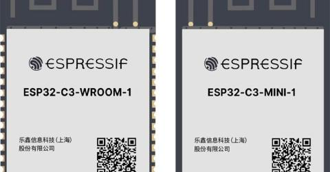 ESP32-C3 Microcontroller from Espressif