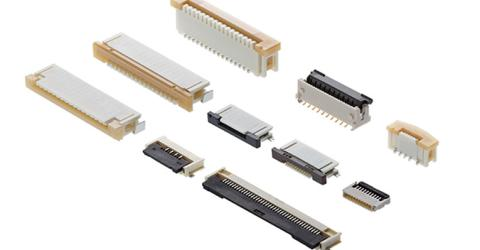 Molex Announces Easy-On FFC/FPC Connectors for Signal Reliability in a Compact, Lightweight Form