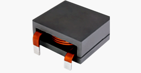 Vishay Dale IHDF-1300AE-10 Edge-Wound Through-Hole Inductor