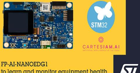 STM32 Condition-Monitoring Software Function Pack