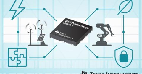 Ready-to-use, 600-V GaN FET power stages supports applications up to 10 kW
