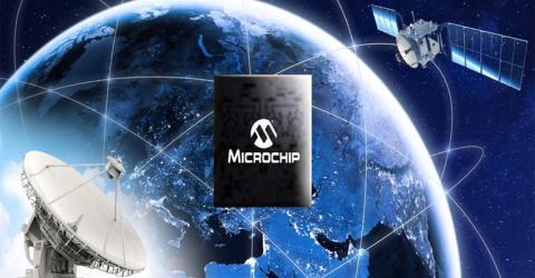 GMICP2731-10 GaN MMIC Amplifier from Microchip Technology
