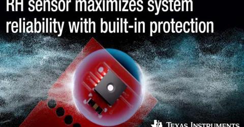 Humidity Sensors from Texas Instruments