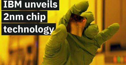 IBM's 2 Nanometer Chip Technology