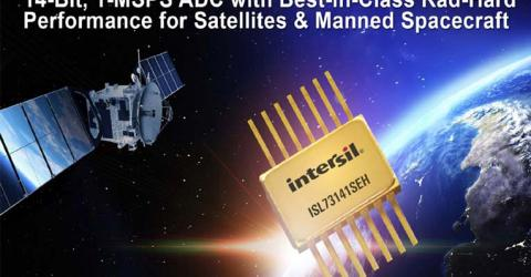 Single-Chip SAR Analog-to-Digital-Converter from Renesas