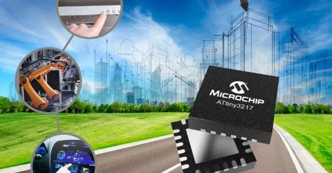 Increase Functionality in Sensor Nodes with New 8-bit tinyAVR® MCUs
