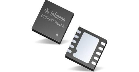 Infineon OPTIGA Trust X Hardware Security Solution
