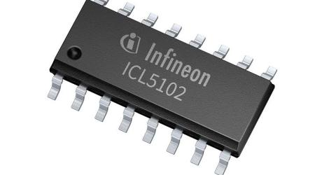 Infineon Introduces ICL5102 – a High Performance Resonant Controller IC with PFC for Power Supply and Lighting Drivers