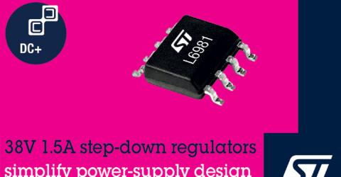 L6981 Synchronous Step-Down Regulators