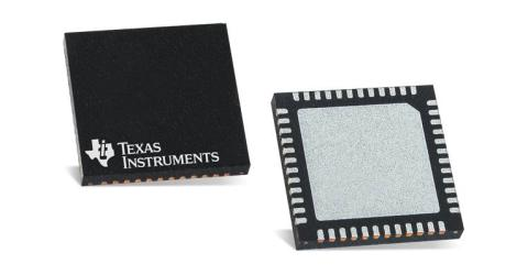 Texas Instruments' Ultra-Low-Jitter LMK05318 Clock with BAW Resonator