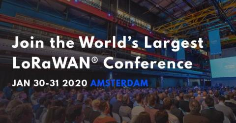The Things Conference - the world's largest LoRaWAN event