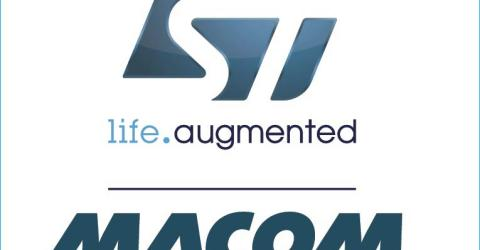 MACOM and STMicroelectronics collaborated to accelerate 5G Wireless Network Buildouts by accelerating GaN-on-Silicon Technology