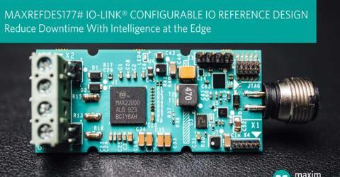 MAXREFDES177# IO-Link Reference Design