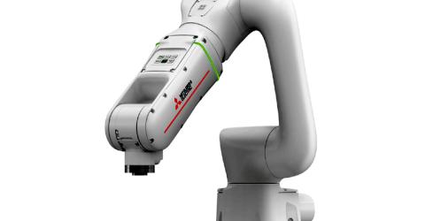 Mitsubishi's MELFA ASSISTA Series of Robot
