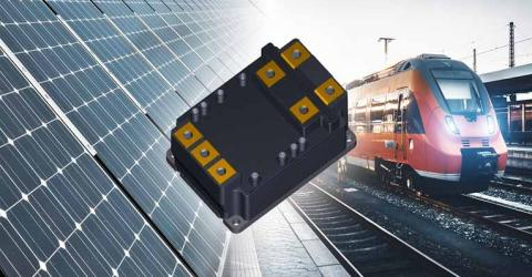 MG800FXF2YMS3 Silicon Carbide MOSFET Module
