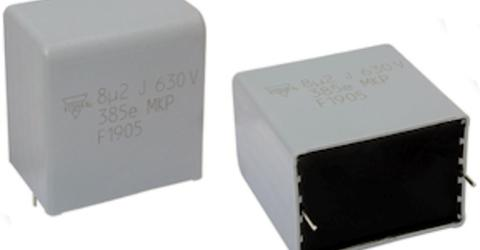 MKP385e – Automotive Grade AC and Pulse Film Capacitors