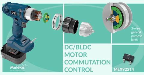 MLX92214 3-Wire Hall Effect Latch Sensor
