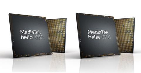 MediaTek Helio G Chipsets