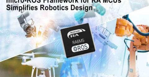 Micro-ROS Framework for RA MCUs