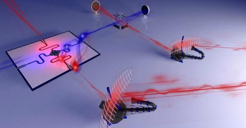 Microwave Quantum Radar Technology