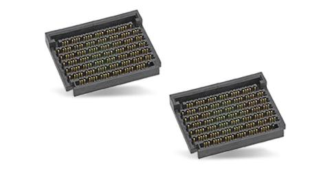 Molex Mirror Mezz Connectors Boast 56 Gbps Per Pair for High-Speed Networking Applications