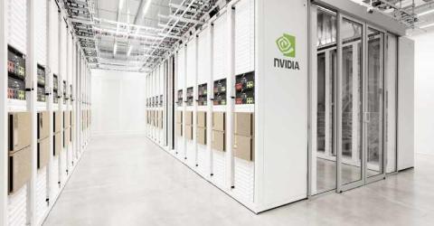 NVIDIA Cambridge -1 Supercomputer