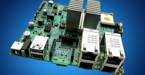 NXP's Layerscape LS1046A Freeway Board for Powerful Edge Computing Applications