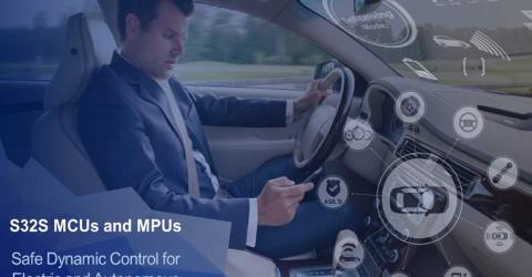 Processors for Performance and Safety for Next-Generation Electric and Autonomous Vehicles
