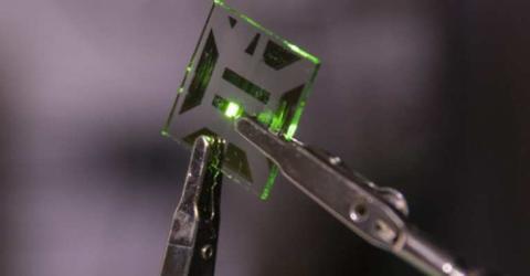 Nanotech OLED Display