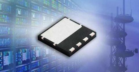 600V E series MOSFET with low RDS for Reducing Conduction and Switching Losses
