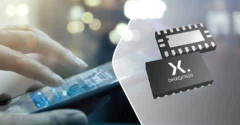 Nexperia DHXQFN Packages for standard logic devices