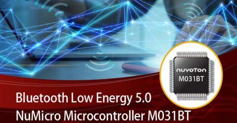 NuMicro M031BT Microcontrollers