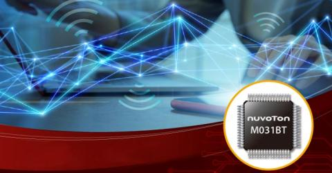 NuMicro M031BT/M032BT Microcontrollers
