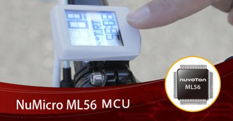 NuMicro ML56 series Microcontrollers