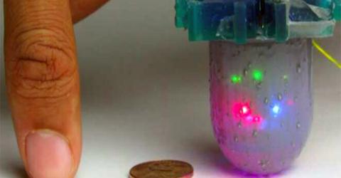 OmniTact Multi-Directional Tactile Sensor