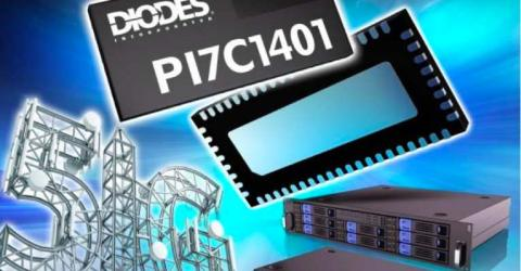 Cost-effective I2C/SPI Quad Port Expander provides easier PCB Layout for High-Speed Interfaces