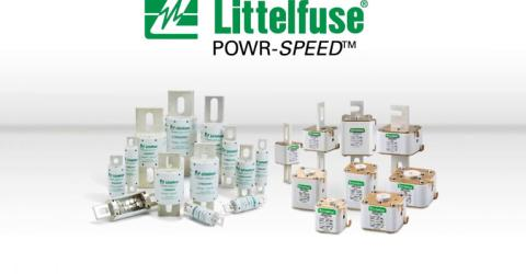 New PSX Series of High Speed Fuses from Littelfuse