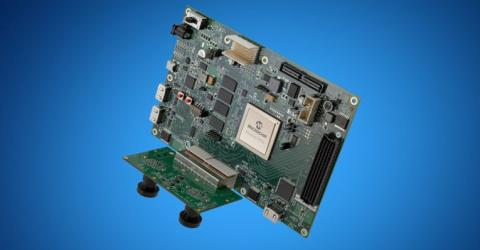 PolarFire™ FPGA Video and Imaging Kit from Microsemi